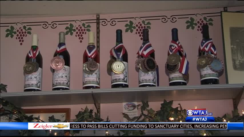 On The Road: Laurel Mountain Winery