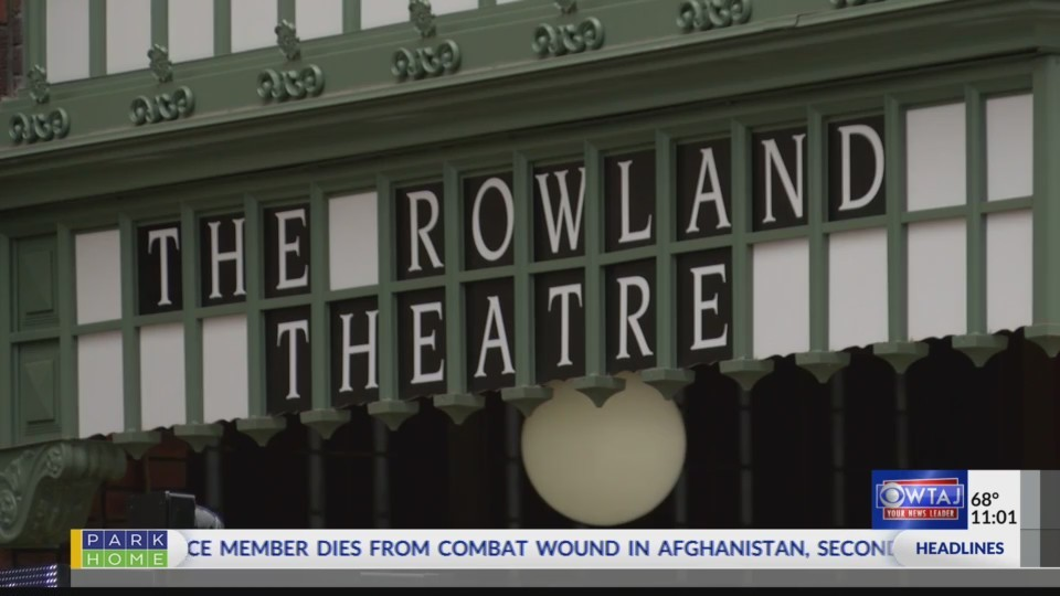 On the Road Rowland Theatre