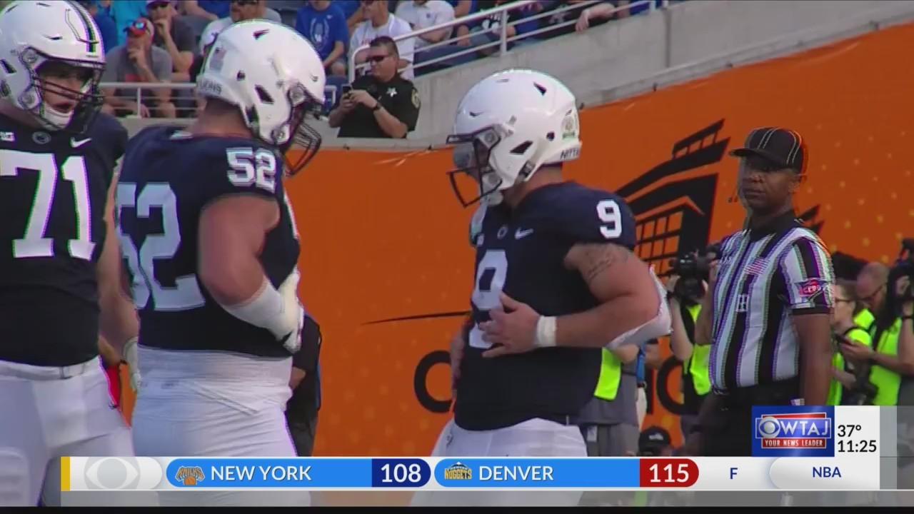Penn State falls in the Citrus Bowl