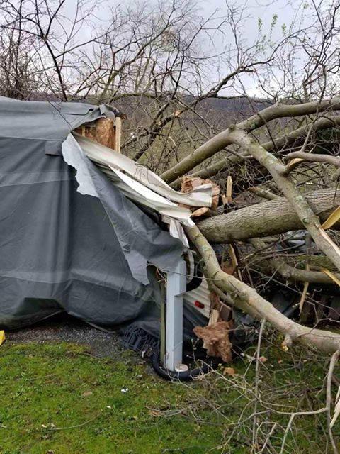Mifflin County Tornado