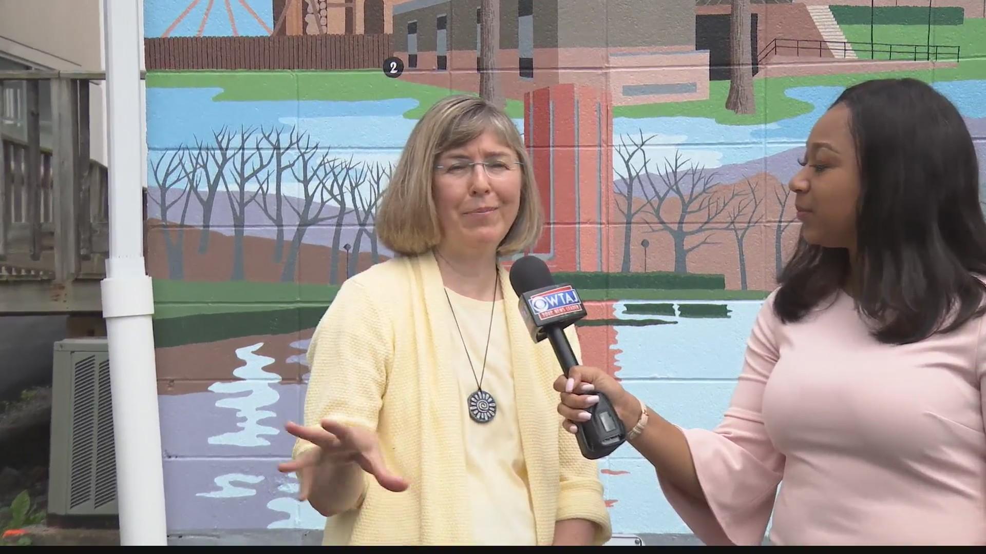 Hometown Happenings: Blair County Community Mural