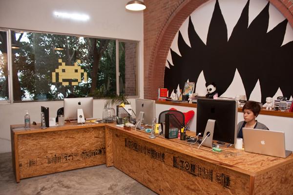 Studio Tour Face  Design Bureau