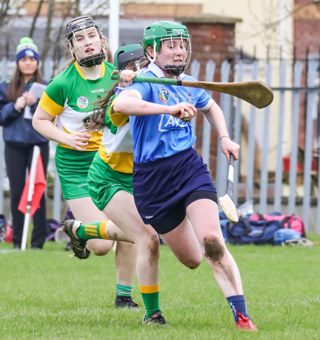 Early Goal Inside Opening Minute Sets Dublin U16A Camogie Team On The Way To Win Over Offaly
