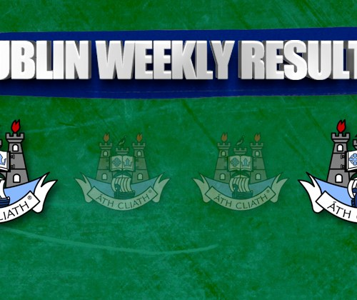 We Are Dublin GAA Weekly Inter County Results