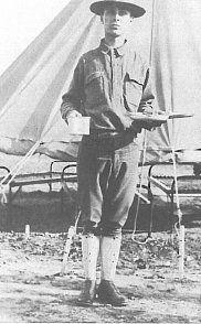 Army Private T.E. Gentry