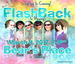 Bear's Place 2017-03-09