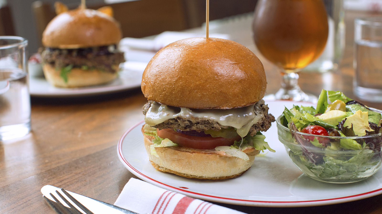 The Impossible Burger Comes to Town | Founding Farmers