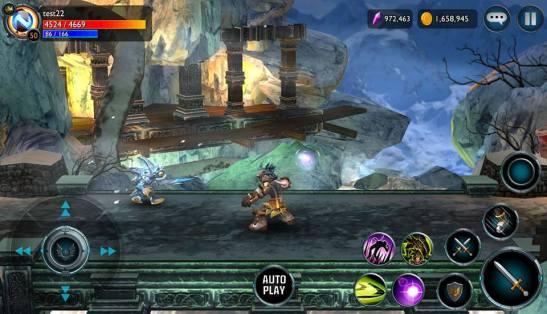 ChronoBlade gameplay