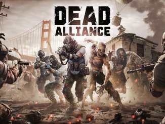 Dead Alliance PS4 and Xbox One video game