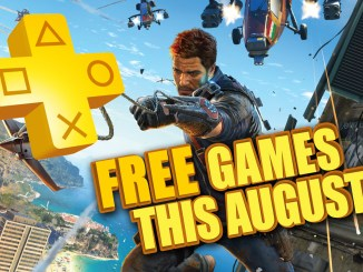 Just Cause 3 free on Playstation Plus