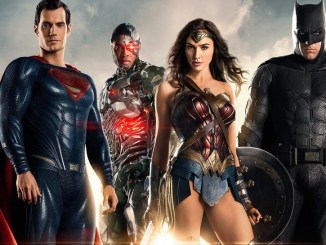 Justice League new trailer from Comic Con