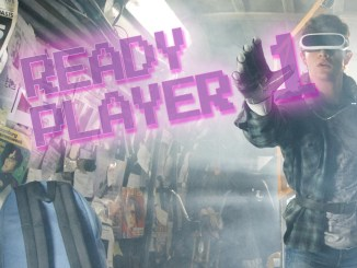 Ready Player One VR gear and glove Movie