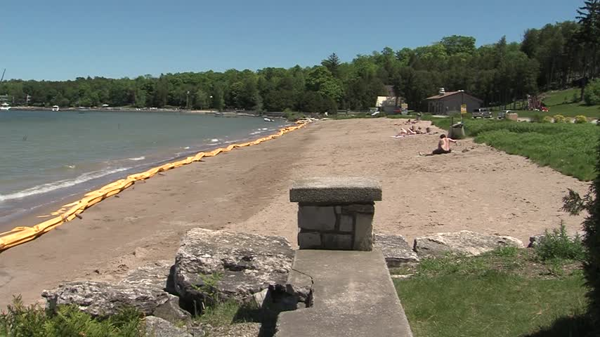 Egg Harbor expands beach