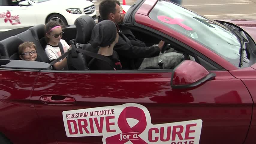 Drive for a Cure