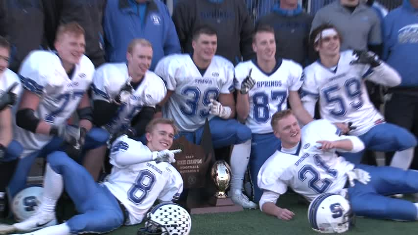 11-18 High School Sports Xtra- Springs wins 7th State Title_17312727