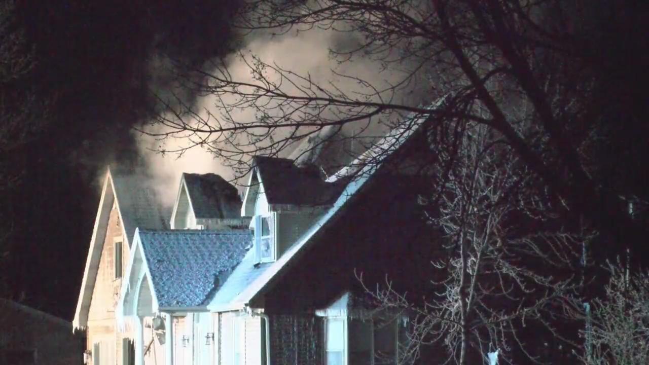Kaukauna House Fire