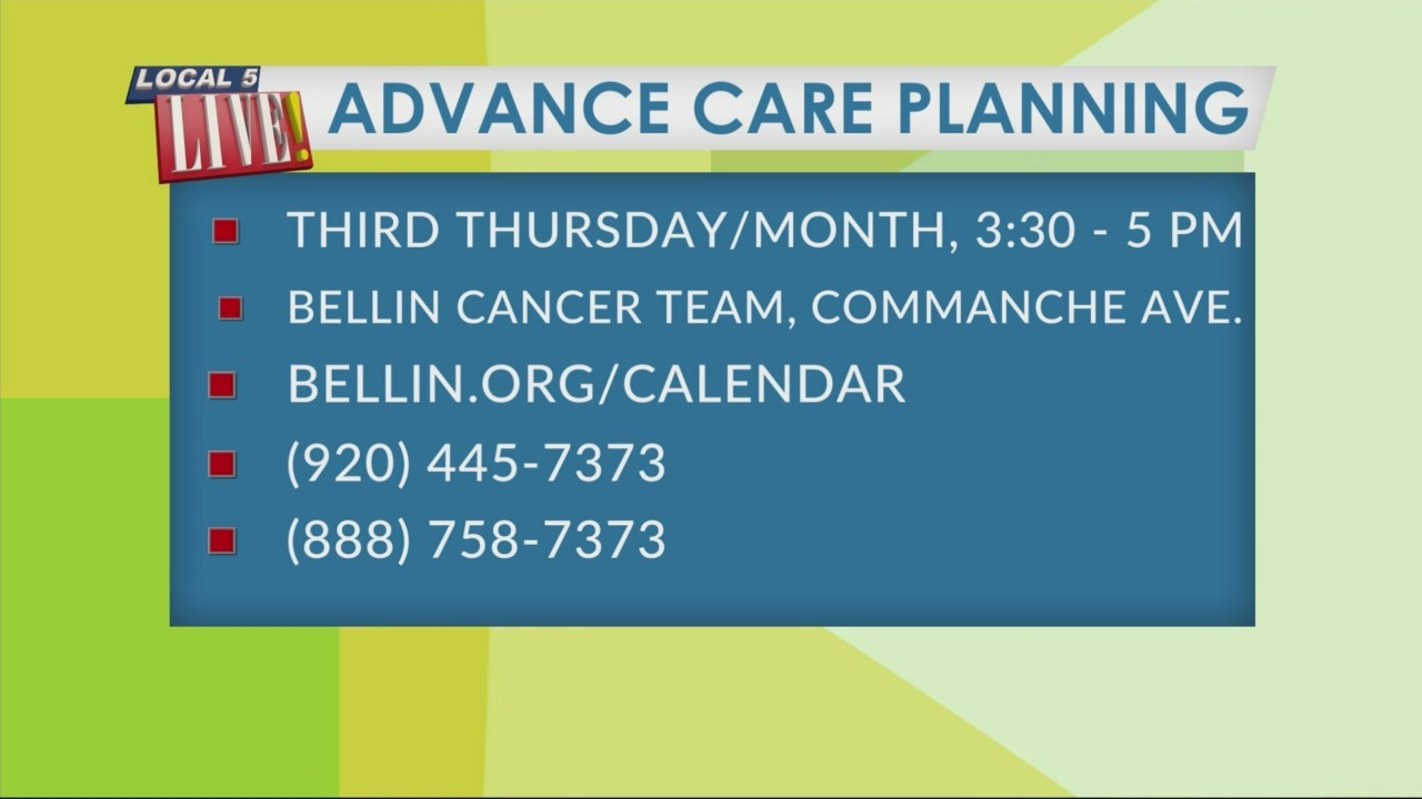 Your Health with Bellin: Advanced Care Planning