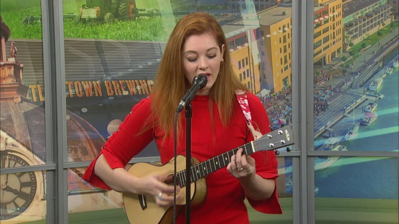 Mandy Harvey in Concert
