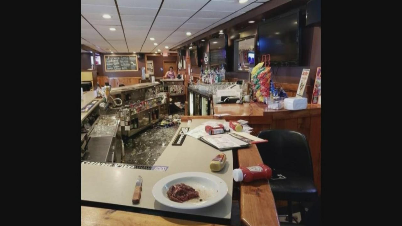 Burglar Enjoys Steak While Vandalizing Sheboygan Restaurant