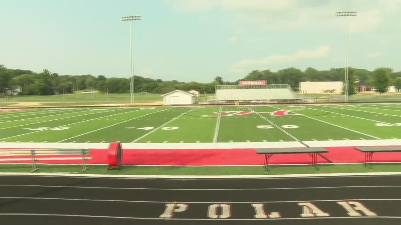 New Hortonville Stadium