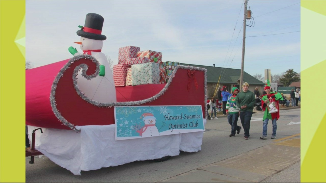 Howard-Suamico Christmas Parade and Breakfast with Santa