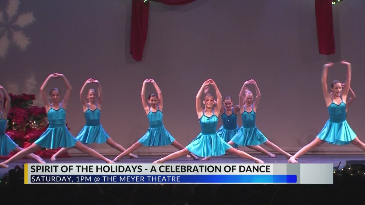 Spirit of the Holidays - Celebration of Dance