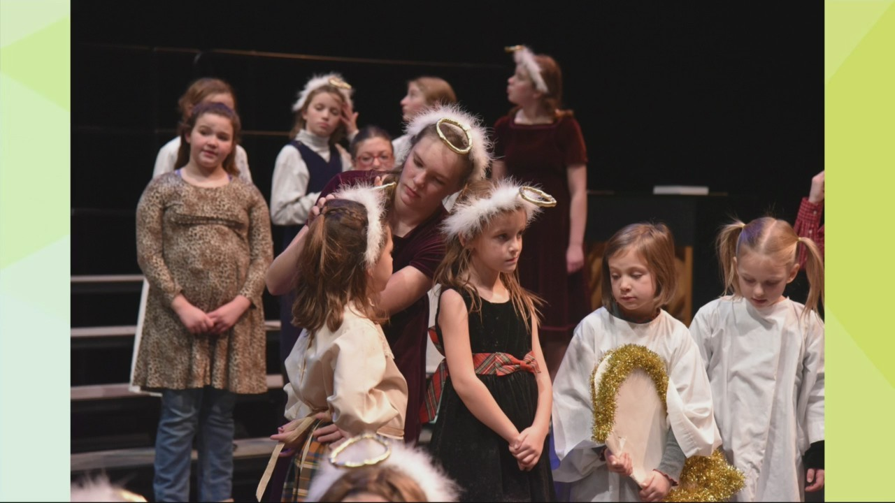 Christmas Pageant.The Best Christmas Pageant Ever