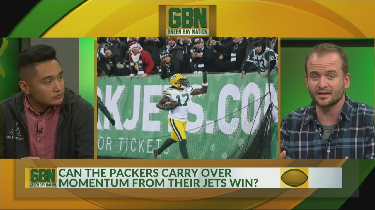 Green Bay Nation: Did the Packers OT win drum up some momentum?