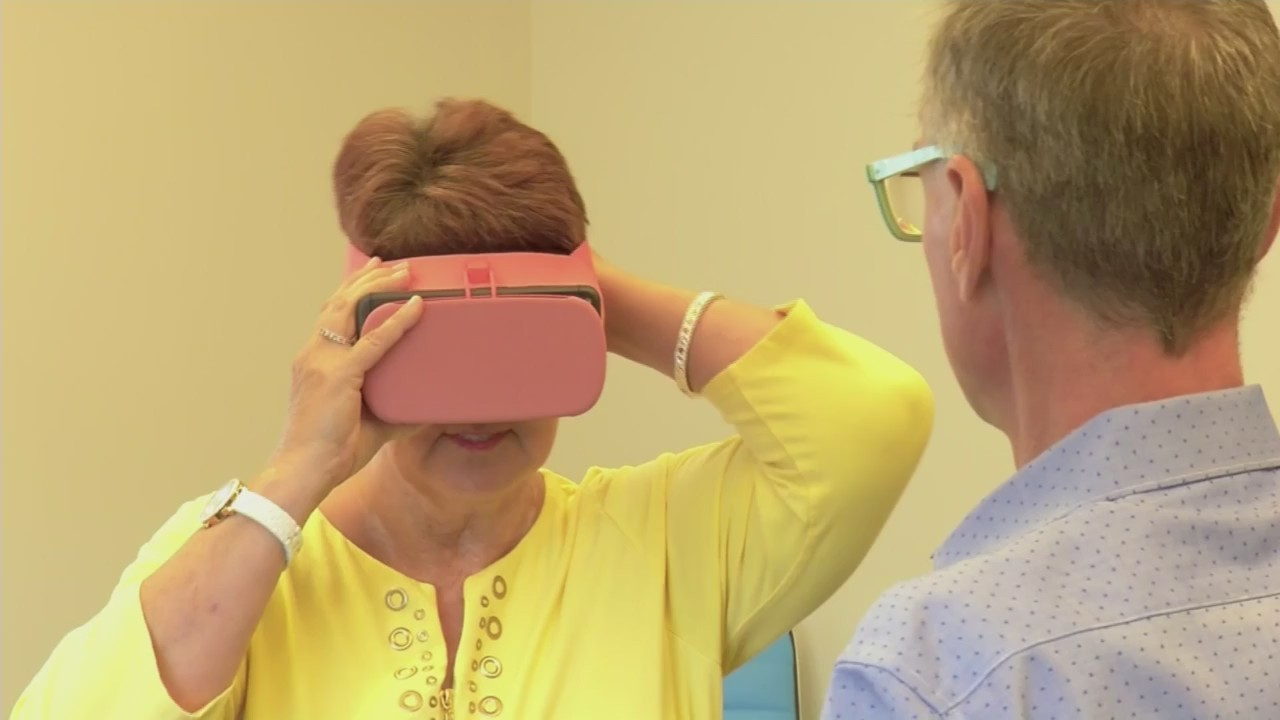 Healthwatch-VR to beat addiction