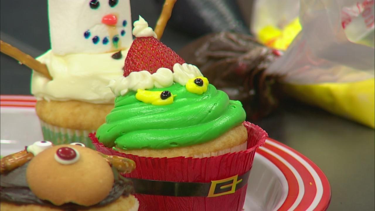 Christmas Cupcake Ideas.Christmas Cupcake Ideas