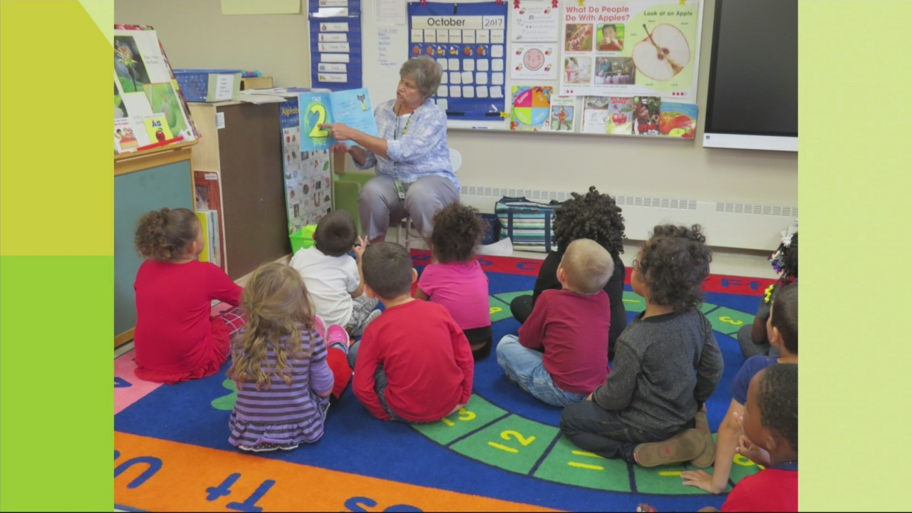 Green Bay Schools 4K Head Start Program
