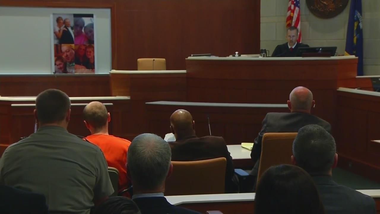 Jake Patterson Sentencing Live Shot