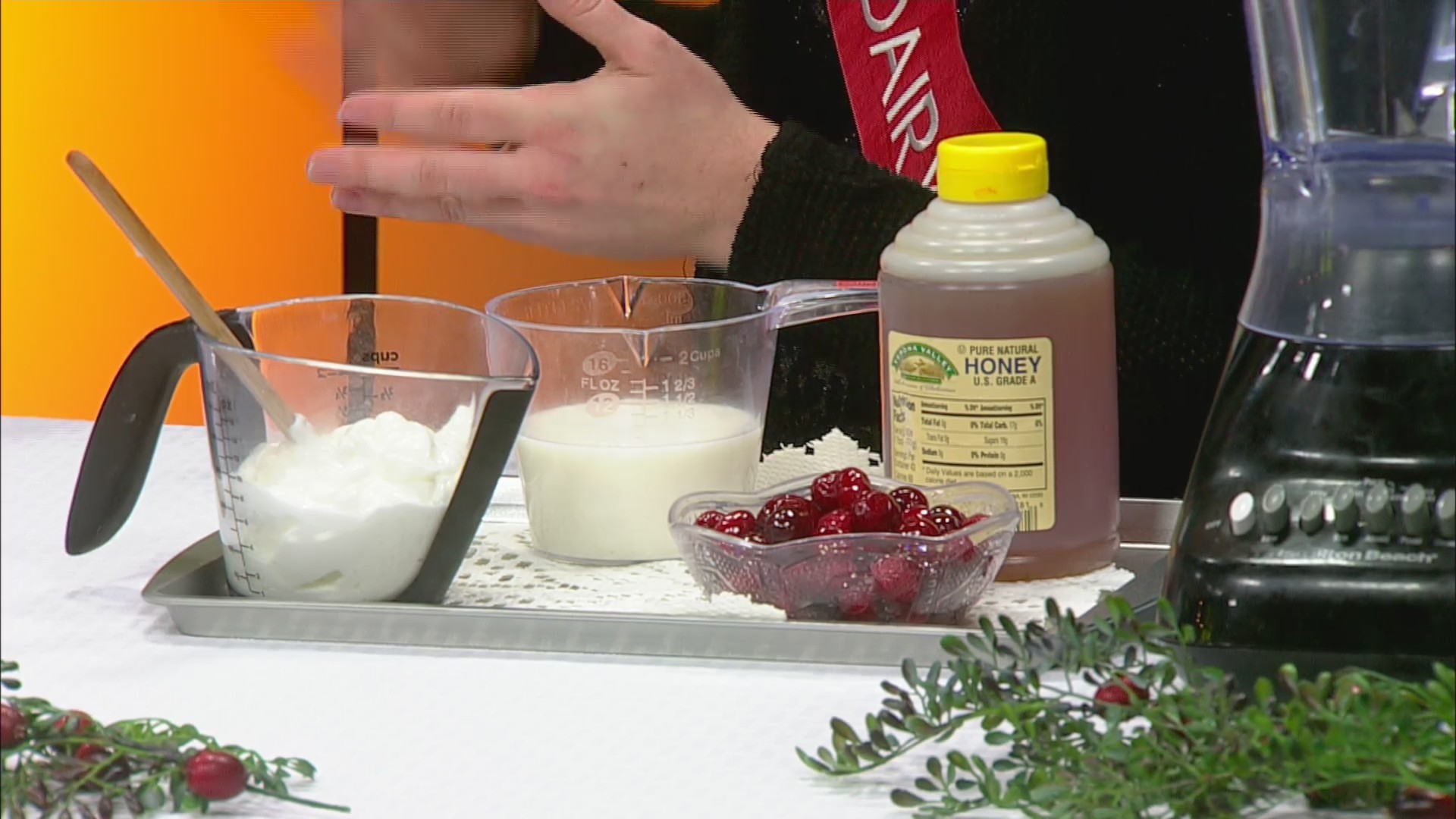 Simple Cranberry Recipes from Alice in Dairyland