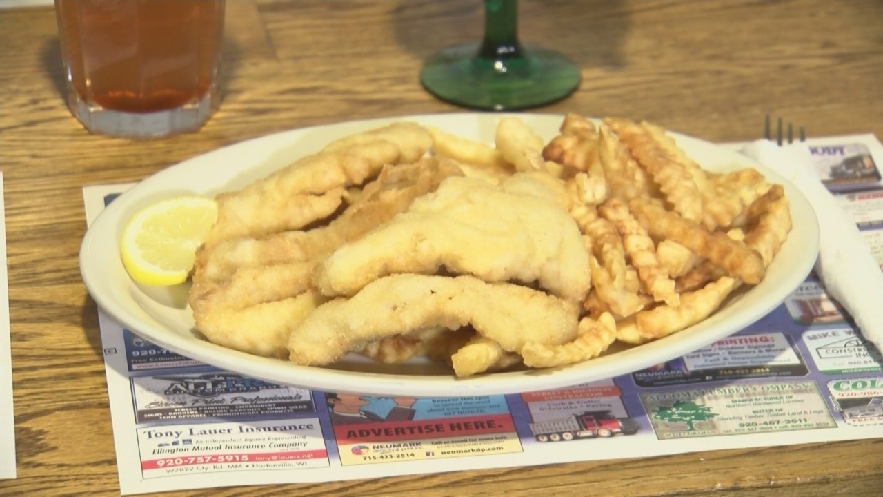 Fish Fry Guide: River Rail Bar and Grill