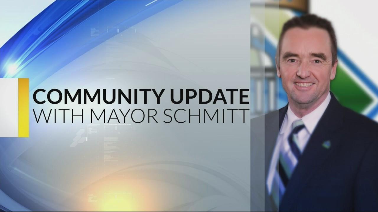 Mayor Schmitt's Community Update: 3-12-19