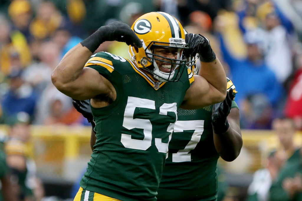 Packers Release Nick Perry