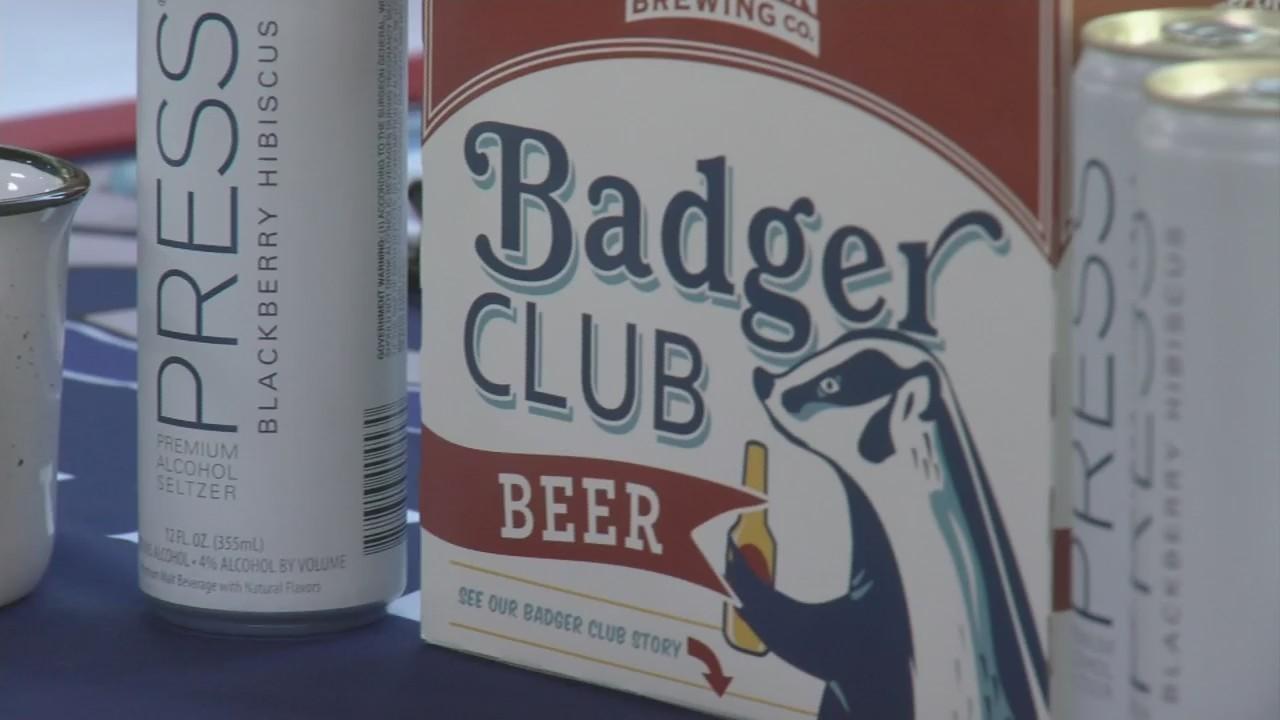 Badger Club Beer