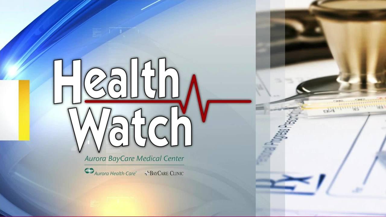 Health watch logo