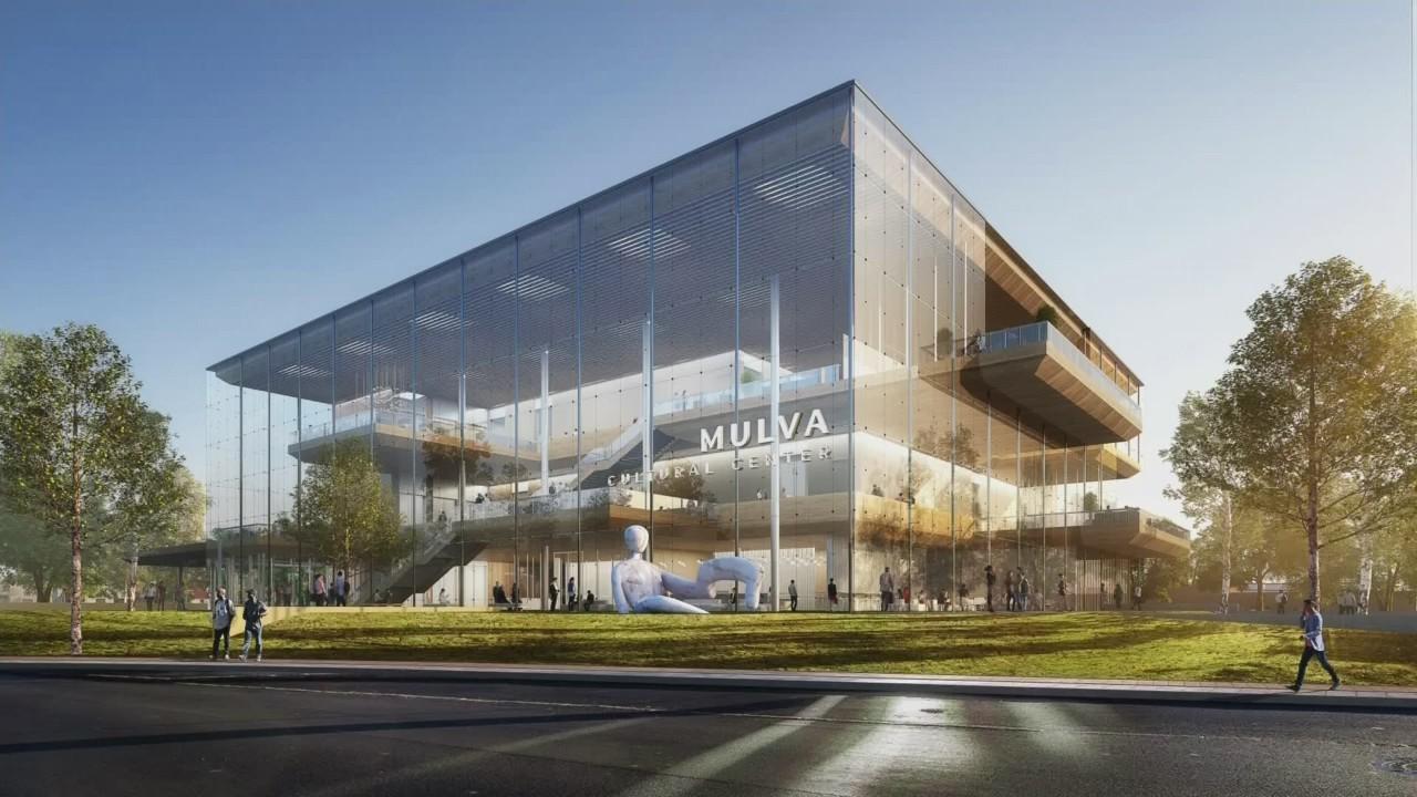 Mulva Cultural Center Plans