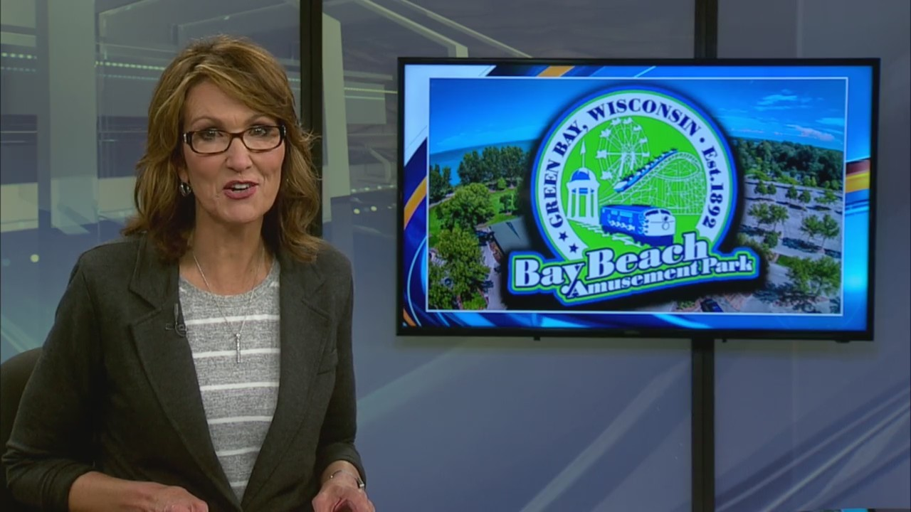 Another step forward for a swimming beach at Bay Beach Amusement Park