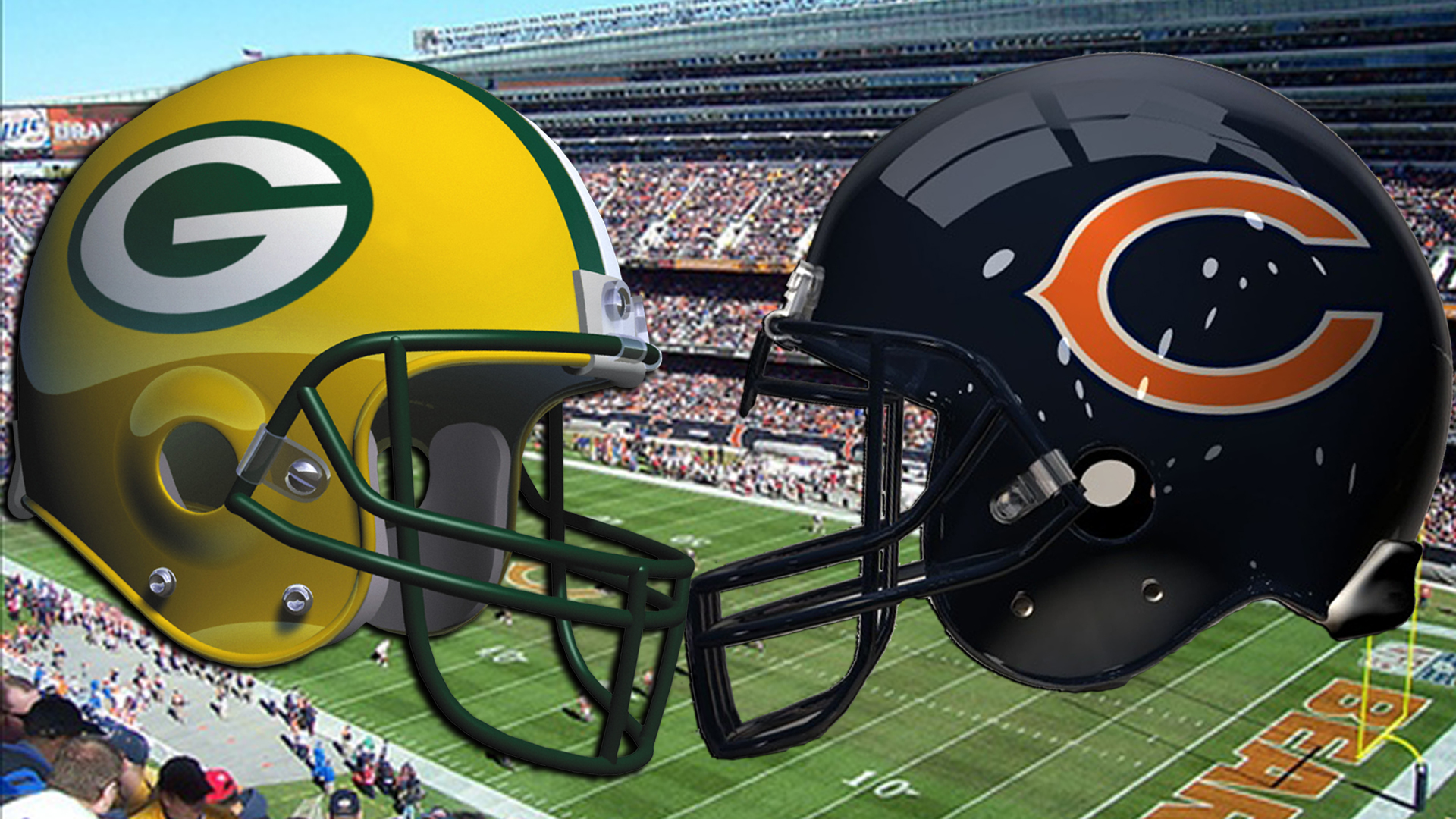 Prepare For The 200th Meeting Between The Packers And Bears