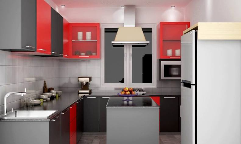 Latest Modern Kitchen Design India