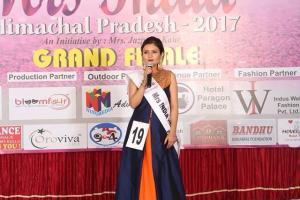 Priyanka Chaddha Mehta Mrs India Himachal 2017