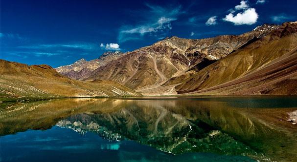 हिमाचल की प्राकृतिक झीलें - Natural Lakes of Himachal Pradesh