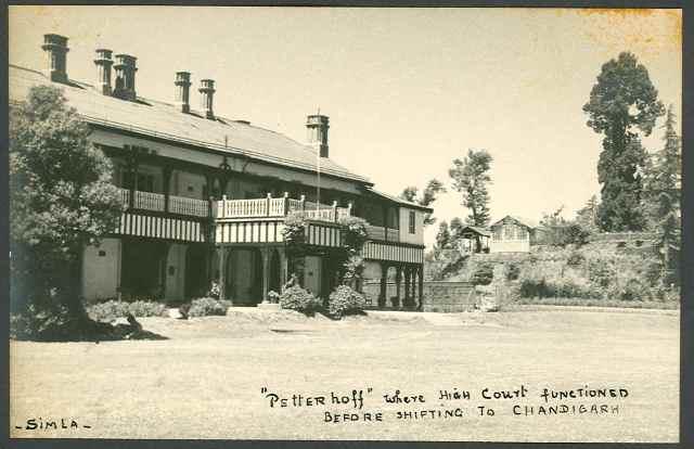 Old-Peterhoff-building-Shimla-Himachal-Pradesh