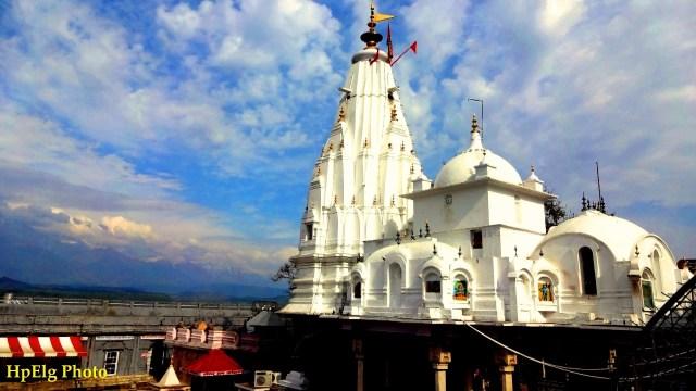 Brijeshwari devi temple Kangra Himachal pradesh Places to worship in Kangra Himachal