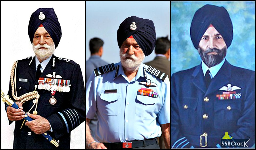 arjan singh passes away, marshal indian air force