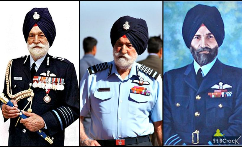 arjan singh passes away, marshal indian air force