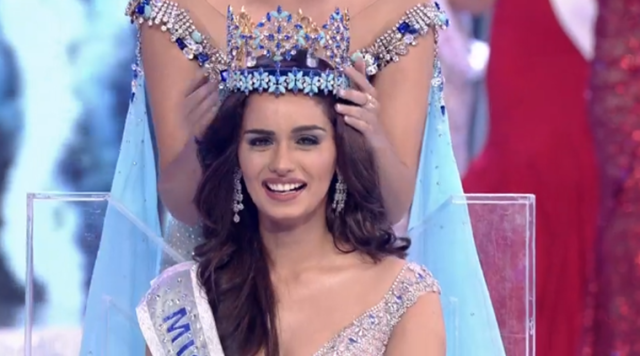 Manushi Chhillar-miss-world-2017