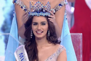 Manushi Chhillar-miss-world-2017